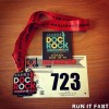 Doc Rock & Run Half Marathon Medal 2013
