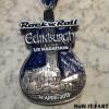 Edinburgh Half Marathon Medal 2013