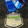 Go St Louis Half Marathon Medal 2013