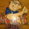 Hogeye Marathon Medal 2013