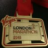 London Marathon Medal 2013