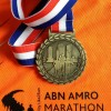 Rotterdam Marathon Medal 2013