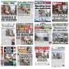 World Newspapers Respond to Boston Marathon Tragedy