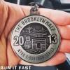 Brooklyn Half Marathon Medal 2013_2