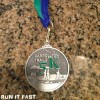 Carrollton Trails 5K Medal 2013