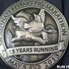 Flying Pig Marathon Medal 2013