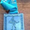 Giants Head Marathon Medal 2013