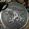 Jackal Trail Marthon Medal 2013