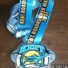 Kent Roadrunner Marathon Medal – 2013 – Run It Fast