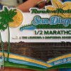 San Diego Half Marathon Medal – 2013 – Run It Fast