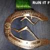 Missoula Marathon Medal 2013