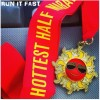 Hottest Half Marathon Medal 2013