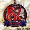 Rock n Roll Philadelphia Half Marathon Medal 2013