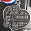 Run With Heart Half Marathon Medal (2013)