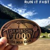 Silverton 1000 100 Mile Buckle 2013