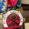 Tupelo Half Marathon Medal 2013