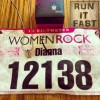 Women Rock 10K Medal (2013) – Run It Fast