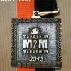 Marathon2Marathon Medal (2013)