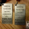 Prairie State Half Marathon Medal (2013) – Run It Fast