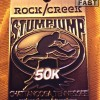 Stump Jump 50K Medal (2013) – Run It Fast
