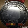The Chosen Marathon Medal 2013