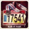 Toronto Waterfront Half Marathon Medal 2013