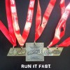Chevrolet5K Race Series Medals 2013