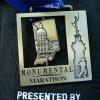Monumental Marathon Medal 2013