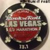 Rock n Roll Las Vegas Half Marathon Medal 2013