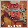 Virginia Running Festival Half Marathon Medal (2013)