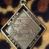 Black Diamond 40 Miler Medal 2013