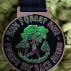 Forest 10K Medal 2014