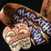 Myrtle Beach Marathon Medal 2014