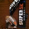 Super 5K Medal 2014