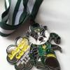 Badger Cove Half Marathon Medal 2014
