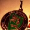 New Bedford Half Marathon Medal 2014