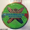 Shamrock Marathon Medal 2014