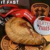 Surrey Half Marathon Medal 2014