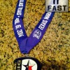 Big D Marathon Medal – 2014 – Run It Fast