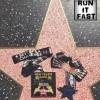 Hollywood Half Marathon Medal – 2014 – Joshua Holmes