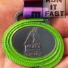 Milano Marathon Medal – 2014 – Run It Fast