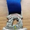 Shakespeare Half Marathon Medal 2014