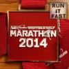 Sheffield Half Marathon Medal – 2014 – Run It Fast
