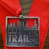 Trail 13_1 Half Marathon Medal 2014