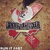 Flying Pirate Half Marathon Medal 2014