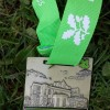 Killerton 10K Medal 2014