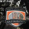 North Lincolnshire Half Marathon Medal 2014