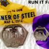 Pittsburgh Marathon_5K Medal 2014