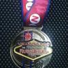 RussVegas Half Marathon Medal 2014