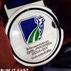 Fathers Day Half Marathon Medal 2014